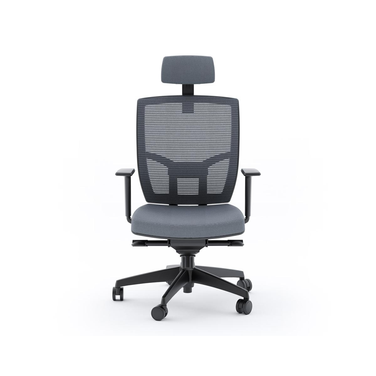 Fit Chair Bdi Tc 223 Dhf Office Chair Fabric Seat