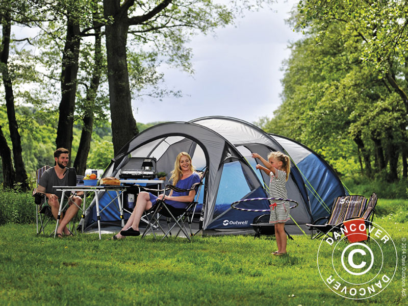 Camping tents get you closer to nature