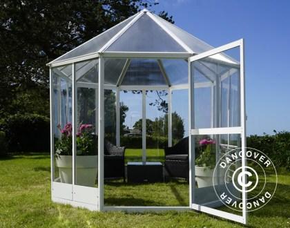 orangery and greenhouse
