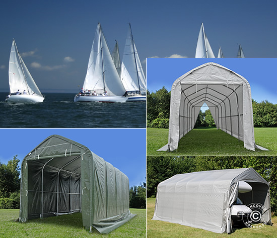 Dancover boat covers
