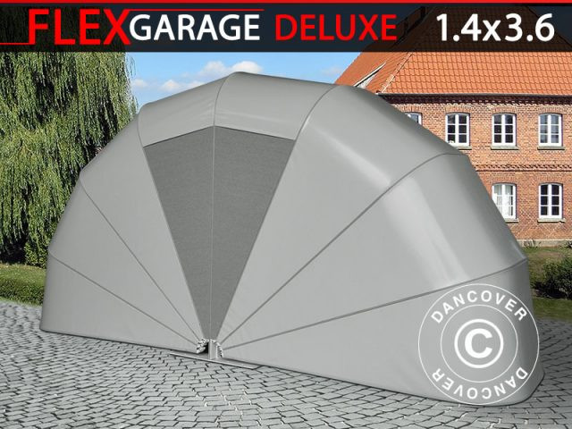 Elegant folding garage