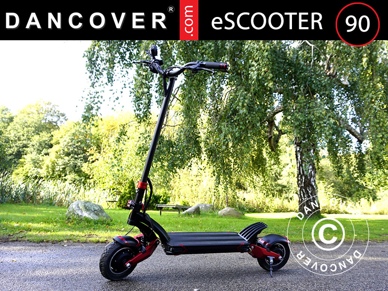 E-scooters are fun and fast