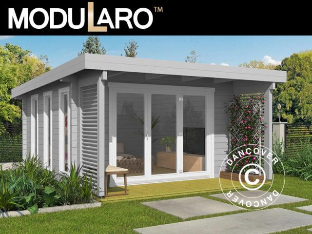 Summerhouses in solid wood