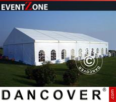 Heavy-duty marquees 12x15 m