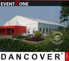Heavy-duty marquees 15x15 m