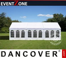 Heavy-duty marquees 9x9m