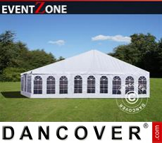 Heavy-duty marquees 9x15 m