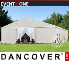 Heavy-duty marquees 9x18 m
