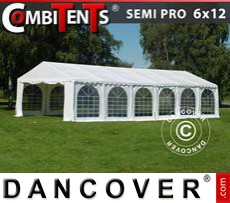 Marquee, SEMI PRO Plus CombiTents® 6x12m 4-in-1