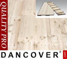Marquee Wood Flooring, 150x50x2,2cm, Pine, 9m²