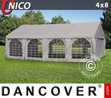 Party Marquee UNICO 4x8 m, Sand