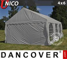 Party Marquee UNICO 4x6 m, Sand