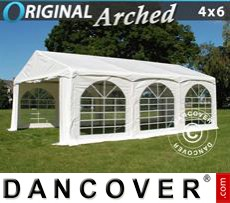 Party Marquee Original 4x6 m PVC,