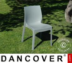 Event Furniture Chair, Rome, Grey, 6 pcs.