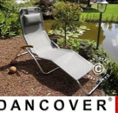 Garden Furniture Sun lounger, Royal