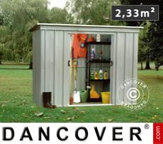 Garden shed 2.38x1.19x1.74 m