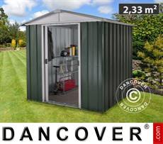 Garden shed 2.02x1.37x1.89 m