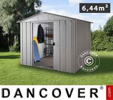 Garden shed 2.42x2.98x1.93 m