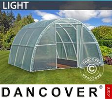Greenhouse Light 3x3,6x1,9 m, Transparent