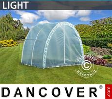 Greenhouse Light 2,2x2x1,9 m, Transparent