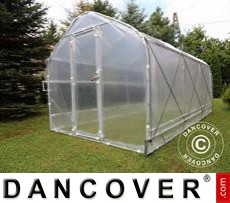 Greenhouse SEMI PRO Plus 2x5x2 m