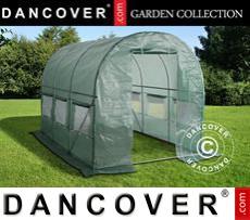Greenhouse 2x3x2 m, Green