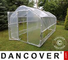 Greenhouse SEMI PRO Plus 4x15x2.40 m