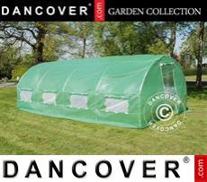 Greenhouse 3x8x2m, Green