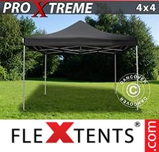 Pop up canopy Xtreme 4x4 m Black