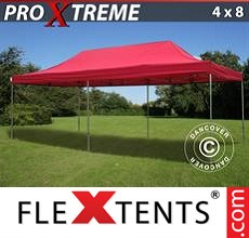 Pop up canopy Xtreme 4x8 m Red