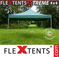 Pop up canopy Xtreme 4x4 m Green