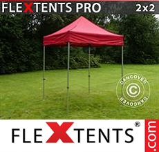 Pop up canopy PRO 2x2 m Red