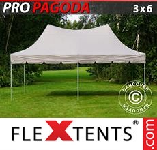 Pop up canopy PRO Peak Pagoda 3x6 m Latte