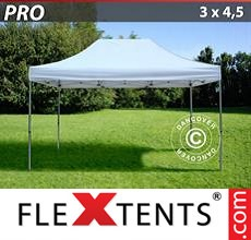 Pop up canopy PRO 3x4.5 m White