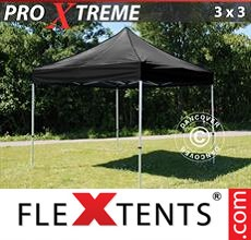 Pop up canopy Xtreme 3x3 m Black