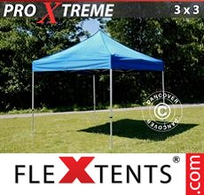 Pop up canopy Xtreme 3x3 m Blue