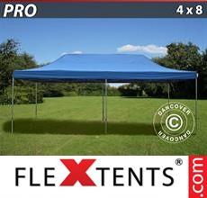 Racing tent PRO 4x8 m Blue