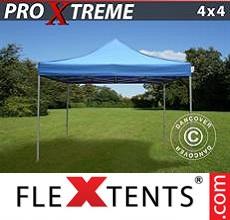 Racing tent Xtreme 4x4 m Blue