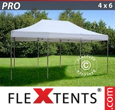 Racing tent PRO 4x6 m White