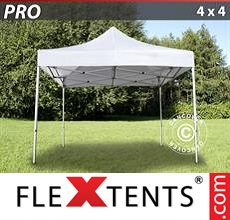 Racing tent PRO 4x4 m White