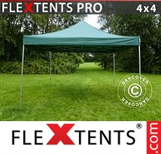 Racing tent FleXtents PRO 4x4 m Green