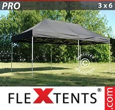 Racing tent PRO 3x6m Black