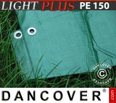 Tarpaulin 6x8 m PE 150 g/m² Green