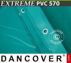 Tarpaulin 6x10 m PVC 570 g/m² Green