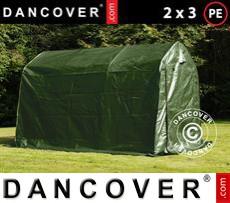 Tents PRO 2x3x2 m PE, Green
