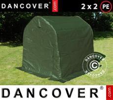 Tents PRO 2x2x2 m PE, Green