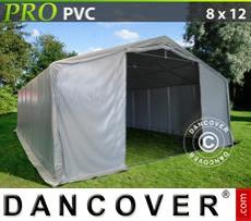 Tents PRO 8x12x4.4m PVC, Grey