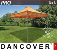 Work tent PRO Work tent 3x3 m Orange Reflective
