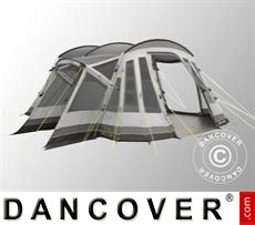 Camping tents Outwell, Montana 5P, 5 pers., Grey