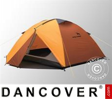 Camping tents, Easy Camp, Equinox 300, 3 persons, Orange